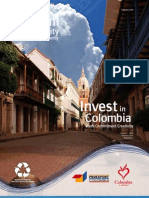 Colombia a new hot-spot for the Tourism Industry