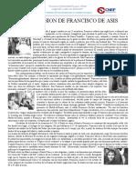 Ficha de lectura II Mision de  San francisco