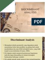 AnalisisDiskriminan