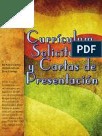 Curriculum-solicitudes-y-cartas de Presentación
