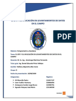 GRUPO D EL GPS Y SU APLICACIÓN EN LEVANTAMIENTOS DE DATOS EN EL CAMPO