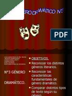 n3.gnero dramtico.presentacin