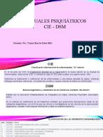 MANUALES PSIQUIÁTRICOS