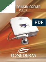 MANUAL ESP VELOX - R5