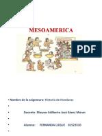 CEUTEC_ZONA MESOAMERICA_HISTORIA