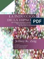 La Indución de la Hipnosis- J. Zeig