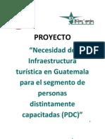 Manual de Infraestructura Turística para Personas Discapacitadas - Guatemala