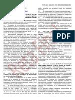 5- RETA FINAL - EXERCÍCIOS DE REVISÃO LEI 3.196-78