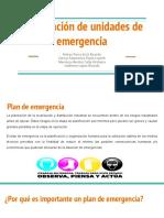 Localizacion de Unidades de Emergencia