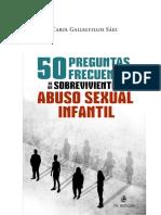 50 Preguntas de Sobrevivientes de Abuso Sexual Infantil