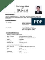 Suruj Ali CV 2.docx