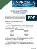 Influência do tratamento térmico na dureza e resistência à tração de aço estrutural ASTM A36 (1)