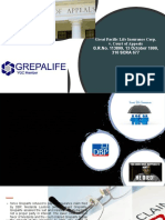 Great Pacific Life Insurance Corp