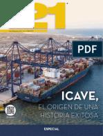Revista T21 Especial ICAVE 2020