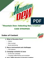 MountainDewSelectingNewCreative