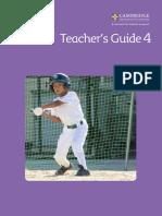 978-0-00-815993-1 Collins International Primary Maths Teacher's Guide 4