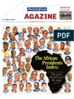 African Presidents Ranking