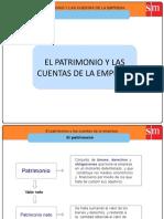 TEMA 11-El Patrimonio y Las Cuentas de La Empresa