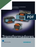 Catálogo Transformadores