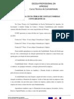 REFLEXÃO DA UFCD CÓDIGO DE CONTAS E NORMAS CONTABILISTICAS