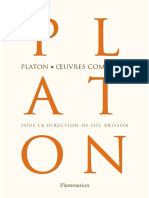 Platon_ Luc Brisson (Ed.) - Oeuvres Complètes-Flammarion (2010)