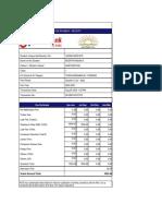 keerthivasan fees receipt