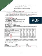 Corrigé type EMD Macro 2016