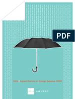 AIGA   Aquent Salary Survey 2009