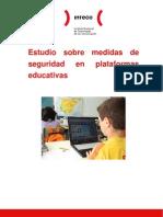 Estudio Sobre Medidas de Seguridad en Plataformas Educativas