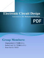 Electronic Circuit Design.pptx