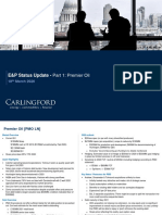 Carlingford - March EP Update - Part 1_Premier Oil