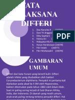 diftery