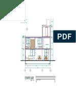 3.- Casa habitacion 10.5 x 12 M-Modelo corte AA