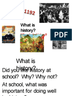 RPL - What is History