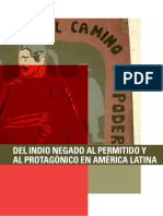 CAP. 14. Albó, Xavier. 2009. Del indio negado al permitido y al protagónico en América Latina. Tomo II