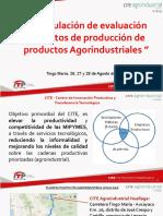 Curso de costos de producción 2019
