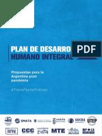 Plan de Desarrollo Humano Integral