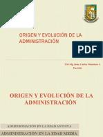 (1) ADM Origen y evolución 2020
