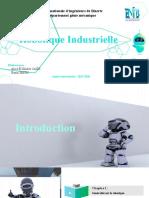 Presentation-AMP robotique