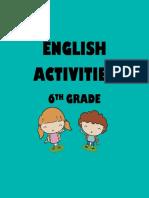Antología sexto de inglés