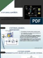 Clase 10. Controladores por Retroalimentacion Simple