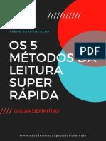 Os 5 Métodos da Leitura Rápida (1)