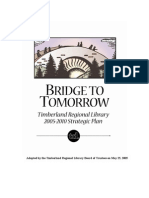2005 - 2010 Strategic Plan - Bridge to Tomorrow
