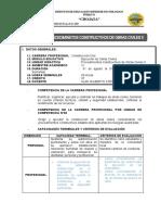PROPUESTA DE SILABO PARA PROCEDIMIENTOS CONSTRUCTIVOS II ALAN