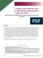 Osteonecrose Bisfosfonatos (1)