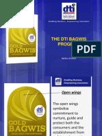 F.2 DTI Bagwis Program