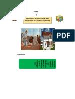 TEMA 5. OBJETIVOS DE LA INVESTIGACIÓN