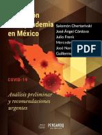 La gestión de la pandemia en México