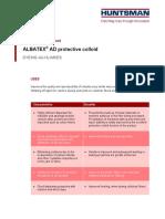 ALBATEX AD_Protective colloid