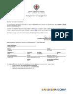 Sardegna sicura - Ricevuta registrazione 1269042.pdf